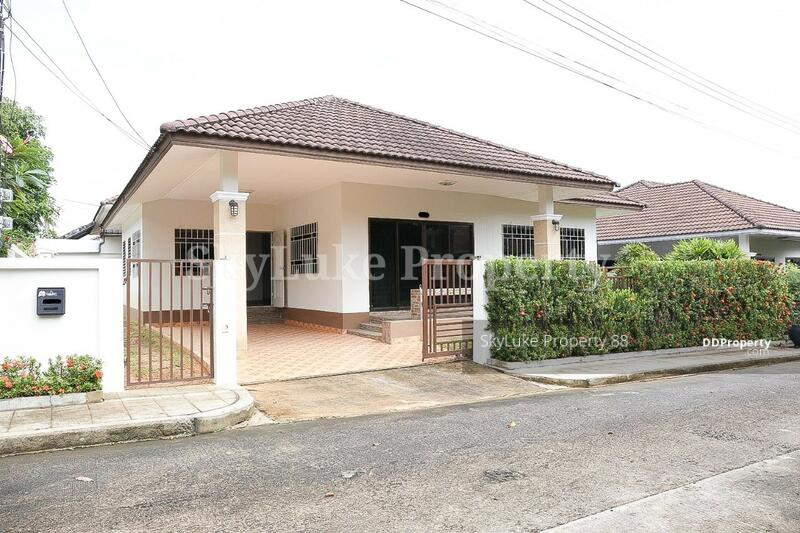 A 1-storey detached house with 3 bedrooms and 2 bathrooms FOR SALE in Thalang, Phuket HS04-PO0199 #85808056