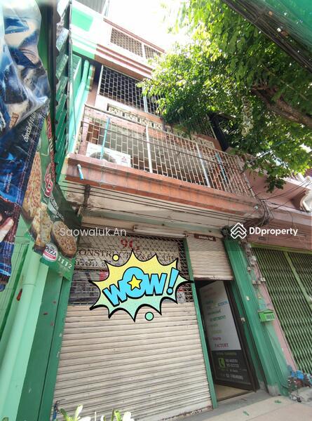 ตึกแถว 4.5 ชั้น ถนน วชิรธรรมสาธิต สุขุมวิท101/1 #85814408