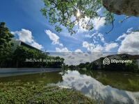 ขาย - ขายที่ดิน 270 วา ตรงข้าม THE FORESTIAS บางนา ใจกลางหมู่บ้านหรู ริมทะเลสาป ทำเลดีมาก