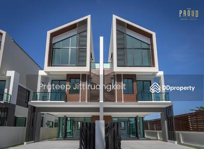 ขาย - บ้านแนวคิดใหม่3ชั้น ดีไซน์โมเดิร์น กว้างพิเศษ ใจกลางเมืองใกล้บางแสน