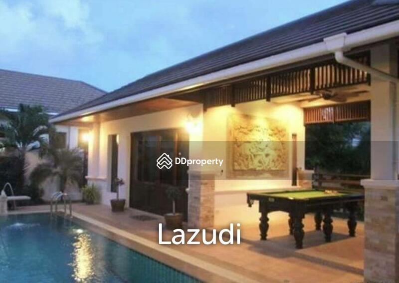 Lazudi HILLSIDE HAMLET 3 : Luxury 4 Bed Pool Villa