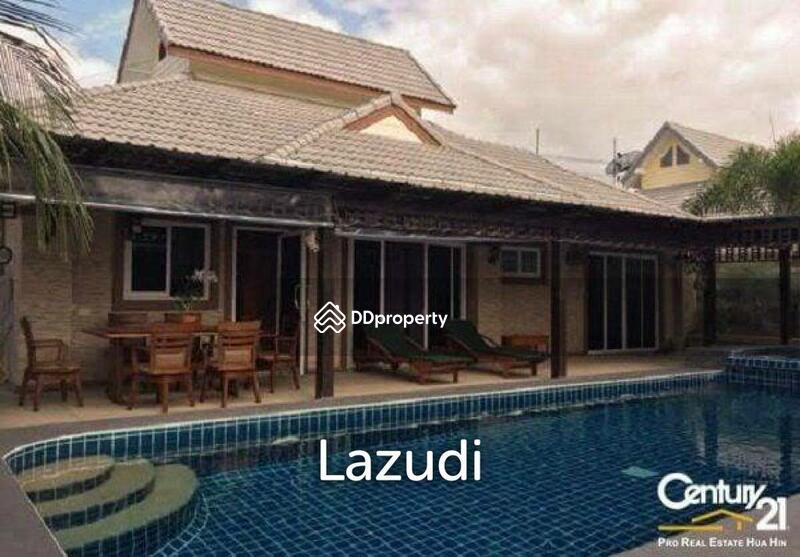 Lazudi EMERALD RESORT: 7 Bed Pool Villa