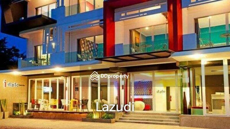 Lazudi Modern Hotel in North of Hua Hin nr Airport