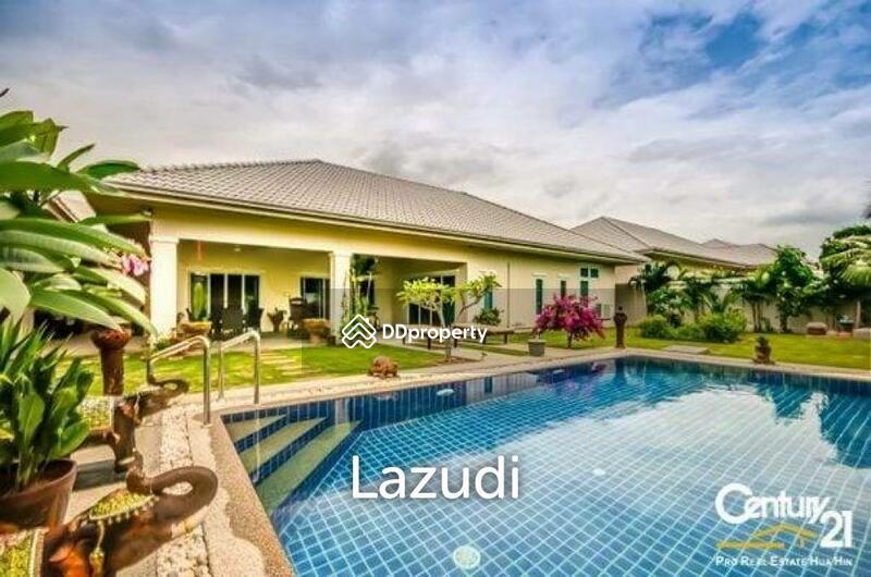 Lazudi AV 88 GOLD 2 : Beautiful 4 Bed Pool Villa