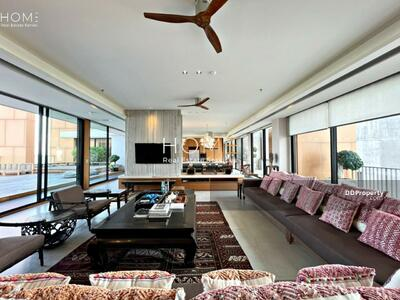 For Sale - เหมือนยกบ้านเดี่ยวมาอยู่บนยอดตึก ! ! The Issara Ladprao / Penthouse (FOR SALE), ดิ อิสสระ ลาดพร้าว / 5 ห้องนอน (ขาย) T485