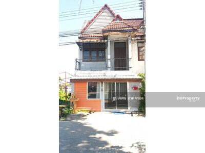 For Sale - Townhome, Muang Chiang Mai, 2 storey, room near Nong Pa Khrang for sale with tenants.
