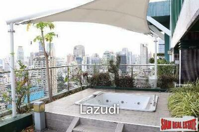 For Sale - The Wind 23 | Three Bed Duplex Penthouse Condo for Sale at Sukhumvit 23, Bangkok