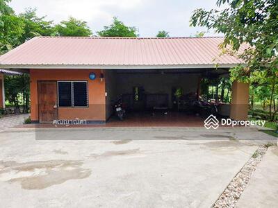 ให้เช่า - AM0642 ให้เช่าบ้านเดี่ยวสองชั้น เดินทางเข้าเมืองเพียง 10-15 นาที พื้นที่ 1 ไร่ 1 งาน 38 ตารางวา มี 4 ห้องนอน 3 ห้องน้ำ