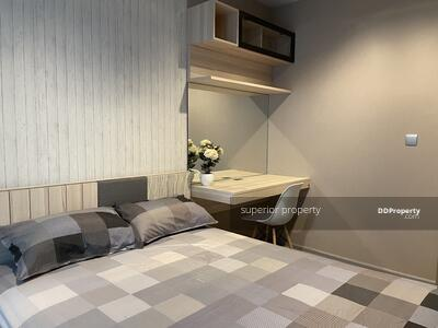 For Rent - Condo for rent Life Asoke-Rama9 - 32 sqm. 1 bedroom high floor fully furnished near MRT and airport link ready to move in