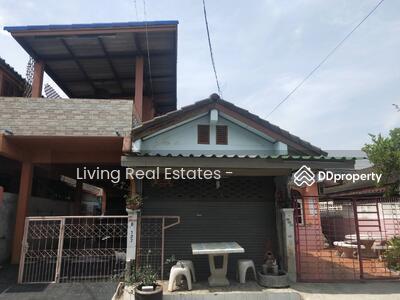 For Sale - T13170564 ขาย บ้านเดี่ยว 2ชั้น หมู่บ้านบัวทองเคหะ  2นอน 2 น้ำ ขนาด 60 ตร. วา