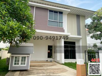For Sale - ขายบ้านเดี่ยว Perfect Place สุขุมวิท 77 – สุวรรณภูมิ เฟส 6 บ้านใหม่