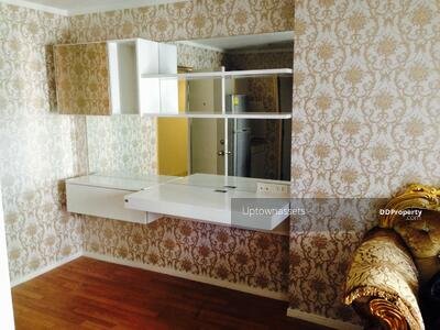 For Rent - FOR Rent Lumpini Park Rama9-Ratchada Unit 890/440 (Available 1/7/64 )
