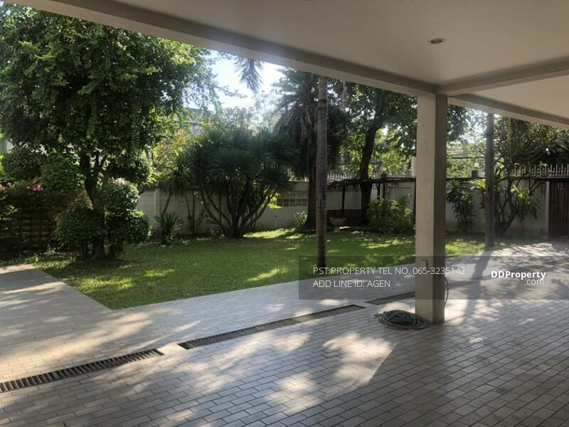 บ้านเดี่ยว สุขุมวิท62 #86151304