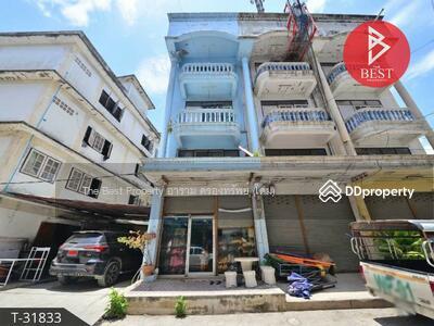 For Sale - ขายอาคารพาณิชย์ หมู่บ้านพระยาเพชร ลาดกระบัง ติดถนนหลวงแพ่ง