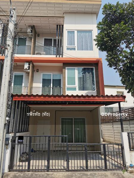 The Trust Townhome Kaset Nawamin-Nuanchan #86208514