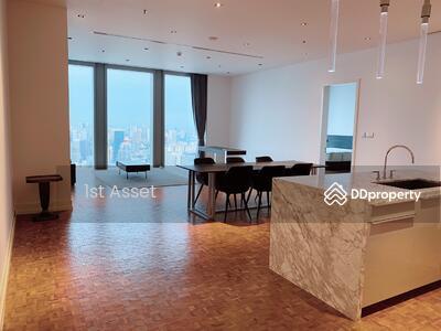 For Rent - Rare Type For Rent 1 Bedroom High Floor @ The Ritz Carlton Residences