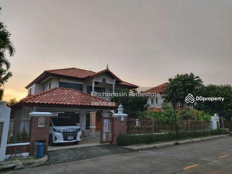 บ้านเดี่ยว หมู่บ้านศุภาลัย สุวรรณภูมิ #86225952