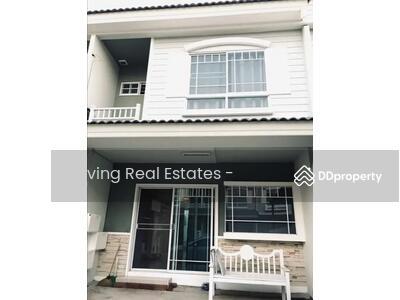 For Rent - X1240564 ให้เช่า ทาวน์โฮม 2 ชั้น Townhome Indy Bangyai 2 ขนาด 21 ตร. ว