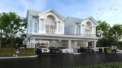 ขาย - บ้านอิสระและบ้านแฝด บ้านอัจฉริยะฟังก์ชั่นบ้านเดี่ยว ทำเลพิเศษในศรีราชา