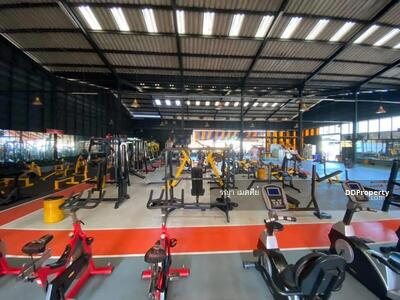 For Sale - Large fitness for sale, 400, 000+ income,  in an area of 2 rai