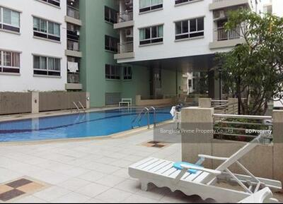 For Rent - ♥ Hot! สุดๆนาทีนี้ ห้องที่ใครๆก็อยากจะอยู่ เพอร์เฟคมาก ♥ Lumpini Ville Cultural Center  /BPP-LPV-CRC