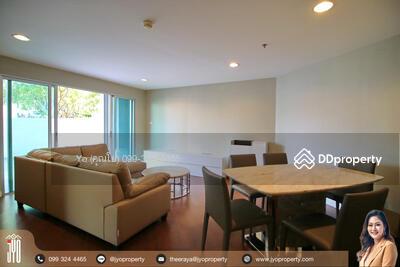 For Rent - JY-R00073-Condo for rent Belle Grand Rama 9 Duplex, 206. 42 sq. m. , P floor, Duplex room type, 5 bedrooms, 4 bathrooms, near MRT Rama 9.