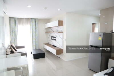 For Sale - Luxury! !! 2 beds, 66 sq. m.  5th floor Condo Happy Condo Ladprao 101