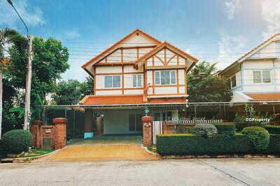 For Sale - ขาย บ้านเดี่ยว   54. 9 ตรว. 3 นอน 3 น้ำ  รีโนเวทแล้วทั้งหลัง   เสมือนบ้านใหม่ส่งมอบจากโครงการ             ม. ลัดดารมย์ ราชพฤกษ์-ปิ่นเกล้า