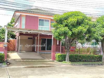For Rent - ให้เช่า บ้านเดี่ยวหลังใหญ่อินนิซิโอ 1 คลองสาม ถนนเมน  DA1066