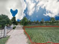 ขาย - ขายที่ดินเปล่าถมแล้ว ถมแล้ว เทศบาลท่าระหัดประมาณ 600 เมตร หมู่1 โรบินสันกิโลเมตรกว่า โรตัส 3 กิโล