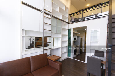 For Sale - IDEO MORPH 38 pet friendly condo at BTS Thonglor