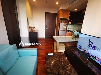 ให้เช่า - คอนโด Wish Signature Midtown Siam ชั้นสูง ใกล้ BTS ราชเทวี (ID 427923)