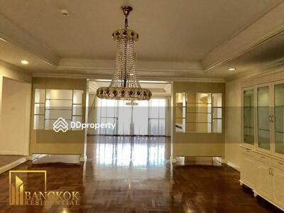 ให้เช่า - 4 Bed Apartment For Rent in Phrom Phong BR0504AP