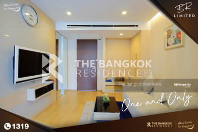 ขาย - Best Price! ! ห้องกว้างแต่งสวยพร้อมอยู่ คอนโดทำเลดีใกล้ MRT เพชรบุรี The Address Asoke @5. 89MB