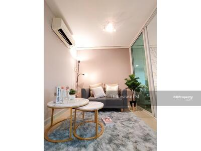 For Sale - Cheap sale, new room, grip The most beautiful in the project Beautiful door blocking Regent Home 12 Regent Ladprao BTS Phawana