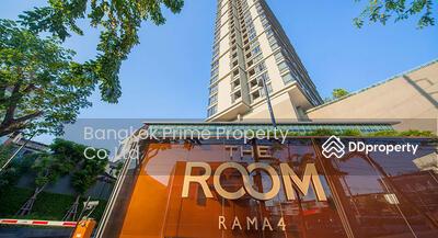 ให้เช่า - ♥ สวยหรูแบบเรียบง่าย ในสไตล์ที่คุณต้องชอบ ! ♥ The Room Rama 4 /BPP-TR-R4
