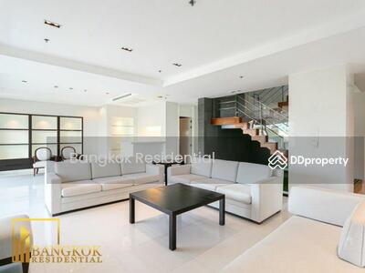 ให้เช่า - Penthouse 5 Bed Apartment For Rent in Phloenchit BR0636AP
