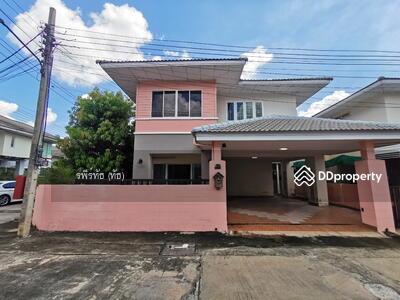 For Sale - ขาย บ้านเดี่ยว 2 ชั้น 3 ห้องนอน 3 ห้องน้ำ หมู่บ้าน ธัญรดา วัชรพล ตกแต่งครบ บ้านสวยหลังใหญ่ พร้อมเข้าอยู่