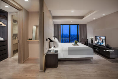 ให้เช่า - เซอร์วิสอพาร์ทเมนท์ 3 นอน ห้องใหญ่ ใกล้ BTS เอกมัย ขั้นต่ำ 6 ด. (ID 438788)