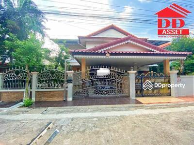 For Sale - ขายบ้านเดี่ยว หมู่บ้านชลกานต์ ซอยบางเลน10 ถนนบางกรวย - ไทรน้อย บางใหญ่ นนทบุรี
