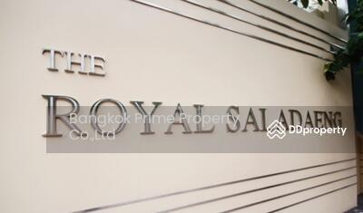 For Rent - ✦ **Special Price** ห้องกว้าง ตกแต่งทันสมัย พร้อมให้คุณเป็นเจ้าของ ✦ The Royal Saladaeng /BPP-TRYSD