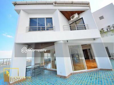 ให้เช่า - Saichol Mansion 5 Bed Penthouse For Rent BR1326CD