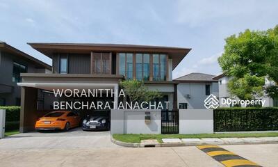 ให้เช่า - ให้เช่า บ้านเดี่ยว บุราสิริ พัฒนาการ บ้านใหม่ เฟอร์พร้อม แต่งสวย เข้าอยู่ได้เลย