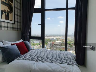 For Rent - Wonderful High Rise Condo at The Line Sukhumvit 101 near BTS Punnawithi (ID 430116)