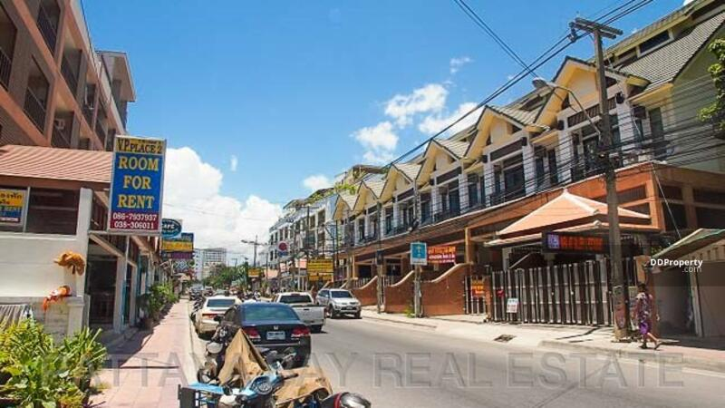 Shop House For Sale In Pratumnak (117965) #86649332