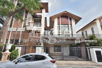 For Rent - Baan Sansiri Sukhumvit 67 For rent 4 bed room