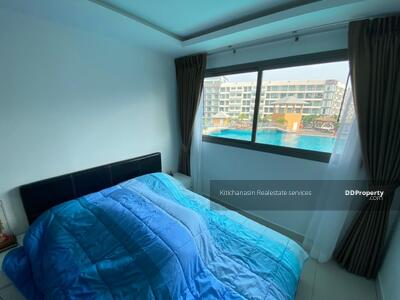 For Rent - Notify the code Kre-A5430 Laguna Beach Resort 3 - The Maldives 1 bedroom, 1 bathroom, 40 square meters, 5th floor, rent 7, 000 baht @line: 0839258557 Khun Gift