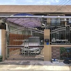 For Sale - (A005) ขายบ้านพฤกษา66 ขนาด 200 ตรม. 6ห้องนอน 4ห้องน้ำ เฟอร์ครบ