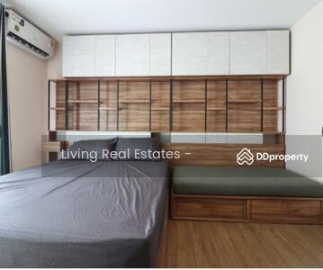 For Rent - X10030664 ให้เช่า คอนโด พลัมคอนโด พหลโยธิน 89 เฟส 3 ห้องสตูดิโอ ขนาด 22 ตร. ม. ชั้น 6 ตึก A