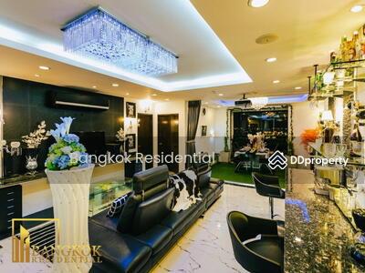 ให้เช่า - Vista Garden 5 Bed Duplex Penthouse For Rent BR9264CD